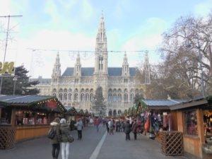 Marché de Noël viennois