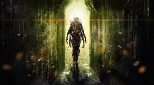 Le Shrike, par Dan Simmons, créature flippante et meurtrière