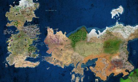 Carte interactive de Westeros !