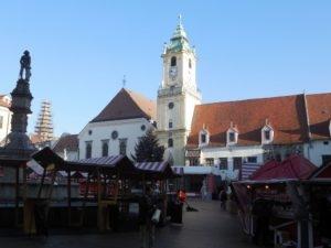 Marché de Noël Bratislava