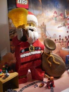 Père Noël en Lego à Munich
